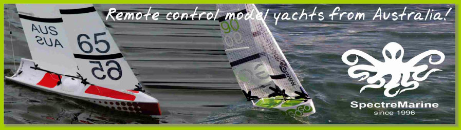 spectre model yachts